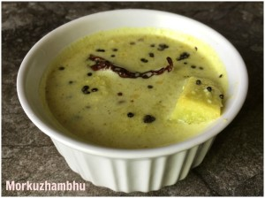 morkuzhambhu